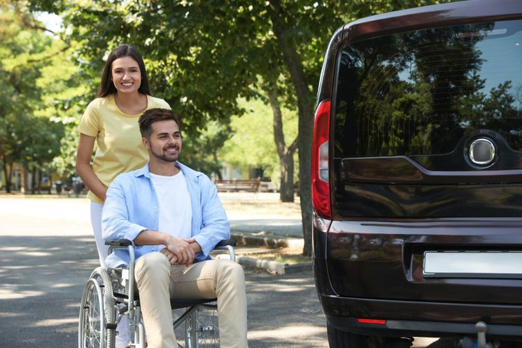 Public transit needs to include convenient paratransit services for the disabled.